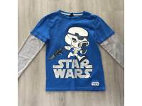 Boys long sleeved top - age 12