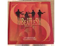 Beatles four CDs