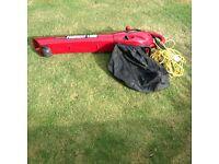 Garden tools Power Devil Fairway 1600 Blower/Shredder/Vac good condition