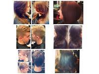 Hair models for Camden