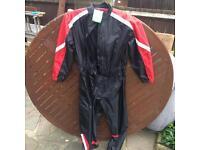 Motorcycle waterproofs