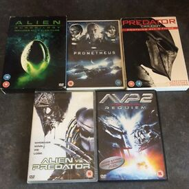 Alien Vs predator complete collection