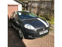 Fiat Punto great condtion long mot and fully serviced. LOW MILLAGE
