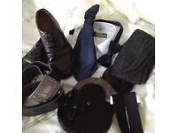 Gents kilt, jacket, waistcoat and all accessories