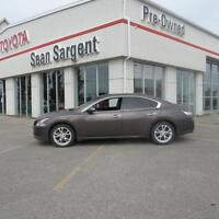 2012 Nissan Maxima 3.5 SV LEATHER FWD -One Local Owner