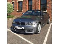 BMW 1 Series M Sport Convertible 120d
