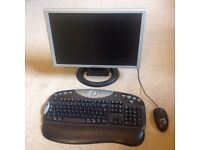 Hanns-G (Samsung brand) 19'' LCD TFT Widescreen Monitor - HW191D - Like new condition
