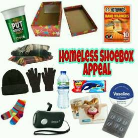 Help The Homeless URGENT APPEAL