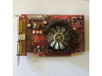 ATI Radeon HD 2600XT 512MB Dual DVI-I, S-Video PCI-e Video Graphics Card
