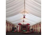 Marquee Available for hire