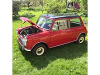 Classic Austin Mini Specialist fast road specification 1293cc complete engine Full rebuild BRAND NEW