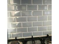 1 box of Chartwell Blue Tiles