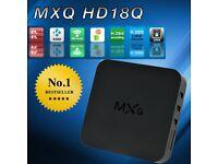 KODI MXQ Quadcore Android TV HD Movies/TV/Sports