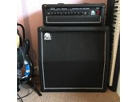 White Horse 100W Guitar Amplifier and Speaker Stack