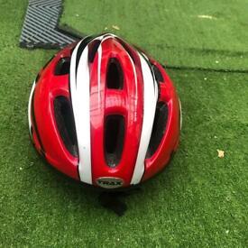 Trax Mistral Bike Helmet - 51-55cm helfords