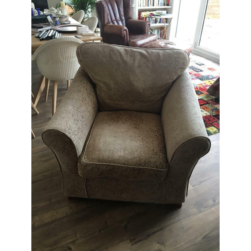 M&S Armchair | in Romsey, Hampshire | Gumtree