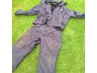 Drennan jacket and trouser
