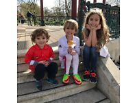 LIVE OUT NANNY REQUIRED - afternoons and school holidays