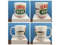 personalised Central Perk mugs