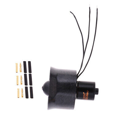 RC Helicopter Part - 30mm Ducted Fan with 7000KV 6 Blades Brushless DC Motor