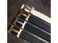 Hermes belts unisex