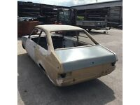 Ford escort mk2 (bare shell)