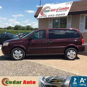 2006 Chevrolet Uplander LS - Managers Special