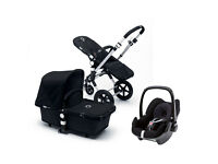 Bugaboo Buffalo Package with Maxi-Cosi Pebble car seat