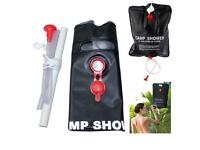 The Portable Solar Camping Shower NEW