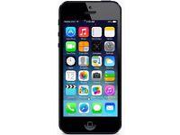 iPhone 5. 64gb. Unlocked. Space grey. £120 fixed price