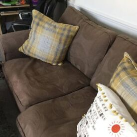 1 Large & 1 Medium St Ives Country Living Sofa (DFS) Good Condition
