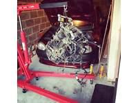 Foxhunter 1 Ton Engine Hoist