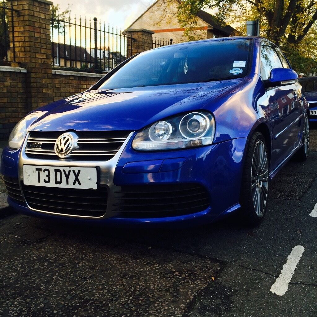vw golf r32 for sale 2007 in newham london gumtree. Black Bedroom Furniture Sets. Home Design Ideas