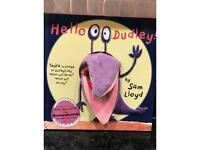 Hello Dudley!