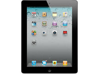Apple I Pad 2, 16 GB, WiFi, Black, fully working order. IPad / I-Pad