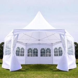 Pagoda Party Tent w/ Removable Sidewalls Wedding Outdoor Gazebo Canopy / Event Wedding Tent  Tent For sale
