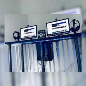 Internet surf kiosk/office/shop/home