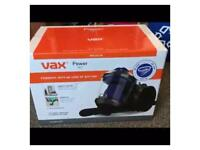 FREE DELIVERY VAX STRETCH PET CYLINDER BAGLESS VACUUM CLEANER BOXED