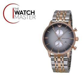 EMPORIO ARMANI MENS WATCH AR1721 (IN STOCK)