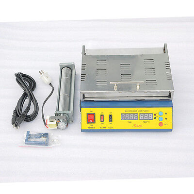 Efle T946 Hot Plate Pcb Preheater Preheating Oven 800w Soldering Station Welder