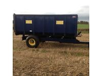 Easterby grain trailer