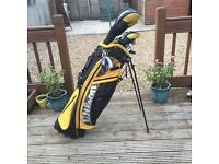 Wilson men's golf clubs