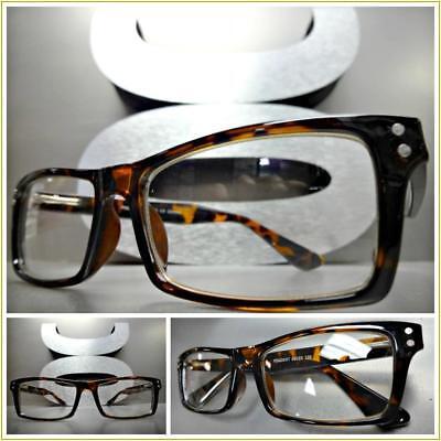 Herren Edel Anspruchsvolle Lesen Brillen Cool Lesebrillen Schildpatt Frame +