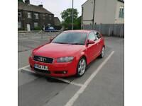Audi Quatro A3 S-Line 3.2 V6