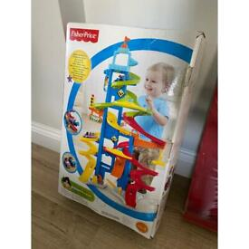 Fisher Price city skyway set *brand new in the box*