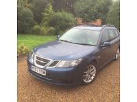 Saab 2007 mouth 11, Just 2 owners, 1 year MOT