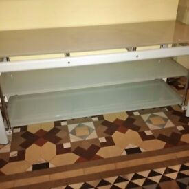 elegant three tier Muji TV stand or cabinet in excellent condition can deliver