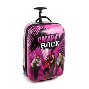 Disney Camp Rock 19 Inch Hard Side Wheeled Luggage for Kids