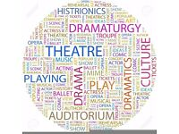 Acting Classes for Actors in tuition and Classes