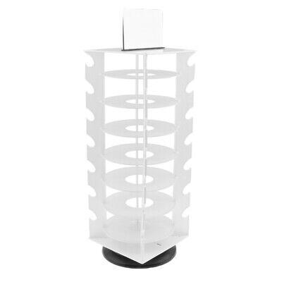 Rotating Sunglass Holder Rack Glasses Display Stand Organizer Counter Home